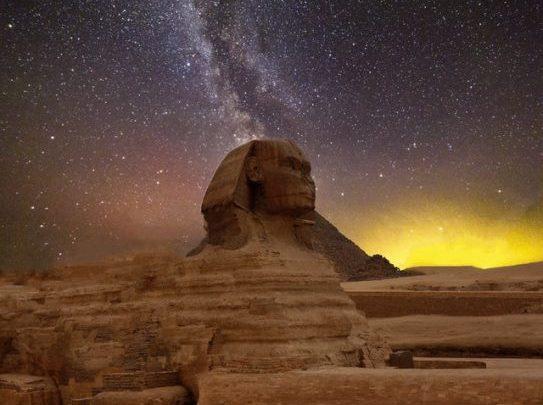 Las pirámides de Giza – Egipto