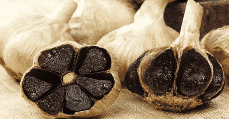Cómo usar el ajo negro