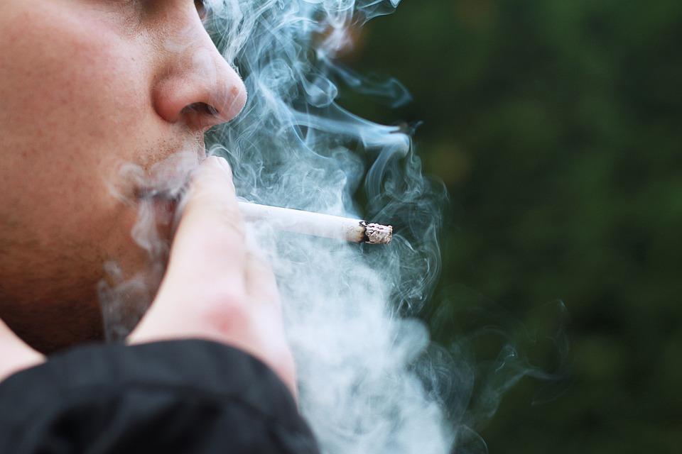 Qué le sucede al organismo si deja de fumar ahora mismo