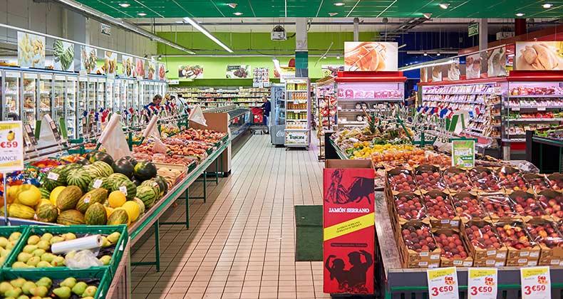 Trucos psicológicos que usan los supermercados para vender más