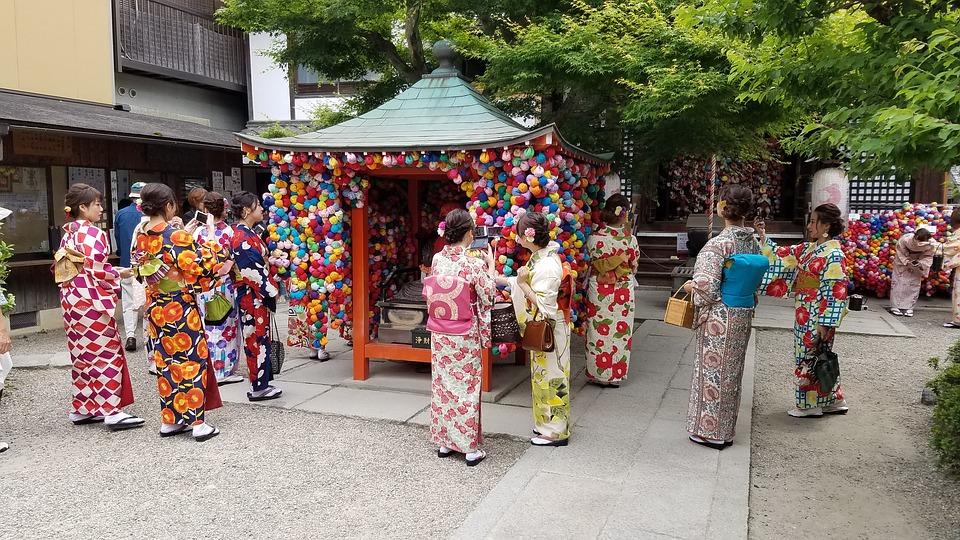 Los curiosos Kappa de Japón