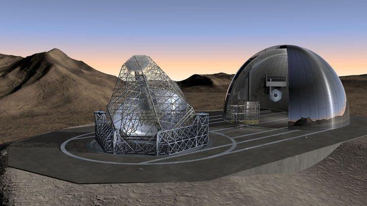 El telescopio óptico más grande del planeta