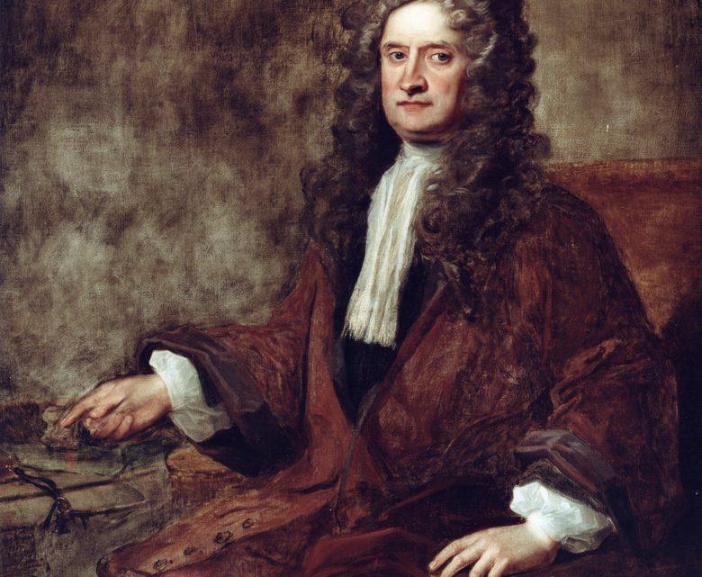 Cómo era Isaac Newton