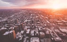 Ciudades más sorprendentes desde el cielo