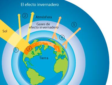 Cómo se puede evitar cambios climáticos velozmente en efecto invernadero
