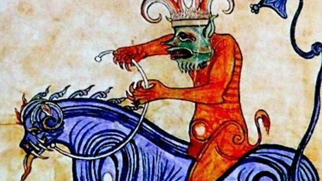¿Cuál es la historia del anticristo?