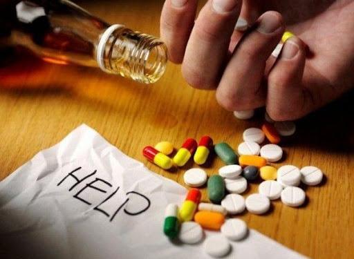 El consumo de drogas y sus problemas