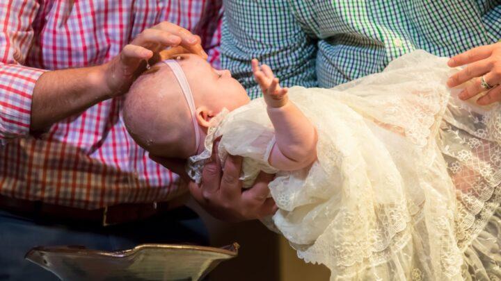 Importancia del bautismo en el cristianismo